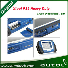 Xtool PS2 OBD iveco truck diagnostic scanner with Mini high-speed thermal sensitive printer