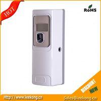 LCD Digital aerosol dispenser for natural scents refill 300ml,350ml