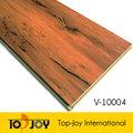 De WPC en bois imperméable à l'eau plancher de verrouillage