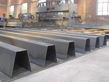 hot selling in Europe MS plate 3m*18m 50 ton truck scale