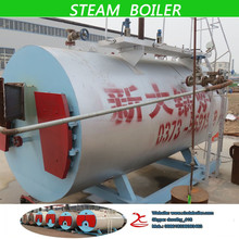 Low pressure 0.5 ton to 20 ton diesel fired hot water boiler with different temperature