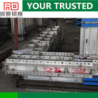 RD alibaba Strong bearing capacity Construction Building used concrete forms sale Producer sell to Japan for aluminum formwork