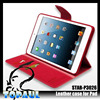 Shenzhen manufacture pu leather phone cover for samsung tablet