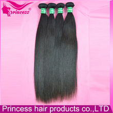 Tangle free 6A grade quality guaranteed 100% human brazilian hair
