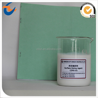 Reduce paper linting and dusting paper chemicals surface sizing agent