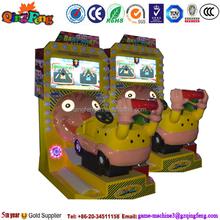 Canton Fair Baby kart car racing slot machine Baby kart racing machine Baby kart kiddie rides
