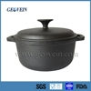 China supplier non-stick hot sale cast iron saucepot