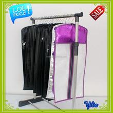 Haute qualité emballage conception entreprises en chine / satin imprimé sac