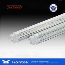 Easy installation 18w t8 led fluorescent tube lights waterproof IP65