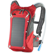 6W/5V Solar Power Charger Bag Wholesale Solar Backpack with Solar Panel
