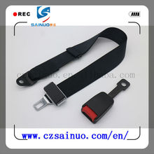 Adjustable 2-point safety belt used for minivan made in china