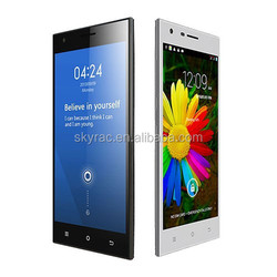 Original Cubot S308 Phone 5'' 1280*720 MTK6582 Quad Core 1.3Ghz 16GB Rom 2GB Ram Android 4.4 Mobile Phone