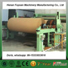 China Fuyuan high quality paper winding machine for paper mill