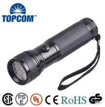 Hunters' Top Choice TP-7312 D Brilliant 3 W LED UV Flashlight & Torch