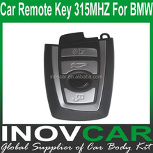 Auto Remote Key 315 MHZ 4 Button For BMW Car Remote Key