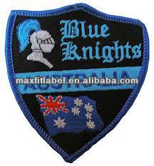 garment badges adhesive backing high quality