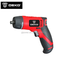 Rechargeable 7.2V cordless mini screwdriver