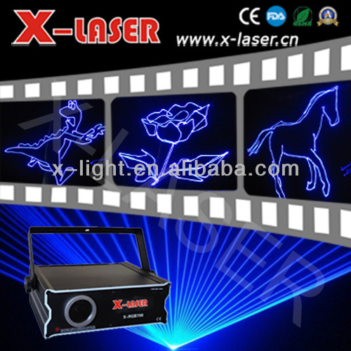 Wholesale 1000mW Blue Christmas laser light show/outdoor ...