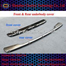 Aluminum/Stainless steel Car Underbody cover for Honda Crosstour 2012+