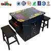 Coin pusher Type new arcade machine tabletop cocktail video game arcade cocktail table