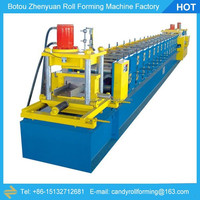 U&C section steel purlin machine with best price&quality..!C purline machine,steel purlin machinery