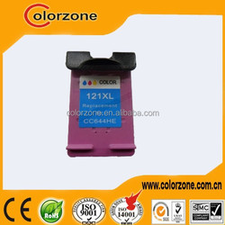 refillable cartridge for hp 121