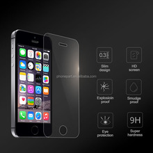 Anti-glare screen shield for iphone 5 fornt and back(4in1)