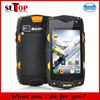 tri proof smart phone Mann A18 Qualcomm MSM8225 Dual core 3G Android 4.0 GPS ip68 rugged waterproof cell phone