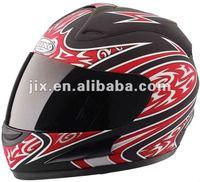 2015 DOT/ECE full face motorcycle Helmets JX-A110