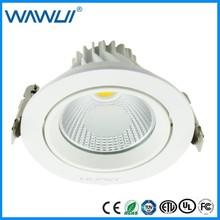 High Power wholesale 7W/ 9W/11W/15W/18W/ Dimmable led downlight with 2 year warranty