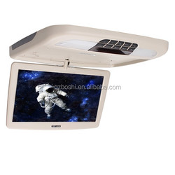 """2015 hot sale 10.1"""" roof mounted car dvd player with USB,SD card"""