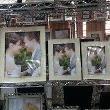 Alloy metal photo frame, metal decoration photo frame
