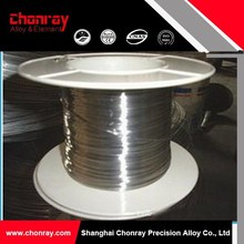 Alloy Ni70Cr30 nichrome heater coil wire resistance