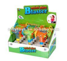 Brinquedos disco voador arma brinquedos doces 12pcs/box