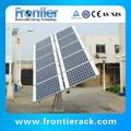 Fácil instalación alta fiabilidad seguidor Solar estructura