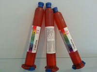 YC3195LV LOCA adhesive for ipod iphone ipad refurbishment uv loca liquid optical clear adhesive glue