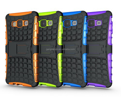 Shenzhen top quality kickstand TPU PC case for lenovo k3 note