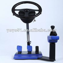 Multifunctional Game Console For Car Racing Video Racing Machine