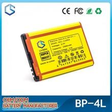 Ingrosso cellulare accessori bp-4l batteria ricaricabile per nokia