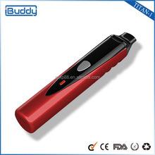 electronic cigarette titan 1 Patented 2200mah capacity e-cigarette vaporizer mod for sale