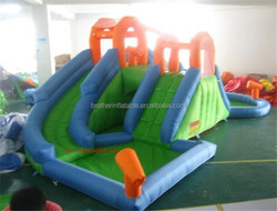 2015 Small oxford cloth buy bounce house wholesale