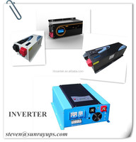 1KW to 12KW pure sine wave Inverter with charger / power inverter / home inverter / solar inverter