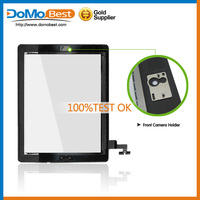 High quality original oem touch screen spare parts of ipad 2 touch screen digitizer for ipad 2