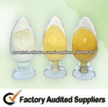 cloruro de polialuminio para la química de tratamiento de agua
