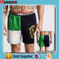 100% Cotton Brand Underwear Arrow Pant Men Loose Boxer Homme Men Long Boxer Shorts Seamless Man Underwear
