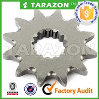 12 14 teeth motorcycle front sprocket for KTM 520 chain