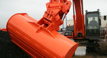 excavater tilt rotator / tilt hitch for 17-23 ton excavator