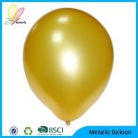 2015 Promotion Valentine's Day 100% Nature Latex Metallic Latex Balloon