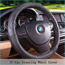 Size Can Be Customized Leather Steering Wheel Cover/Car Steering Wheel Cover/cow leather
