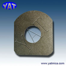 Mica high voltage thermal heat insulation insulator pad for kettle mica heater
